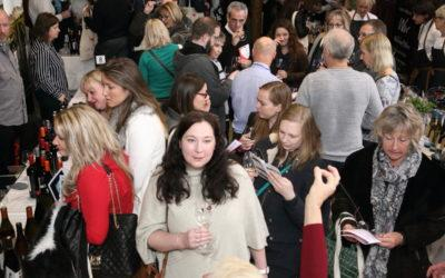 Love Wine Guildford – a sparkling success!